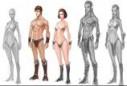 墨一CG插画视频教程 - 男女人体插画