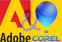 Photoshop+Corel平面设计与印刷