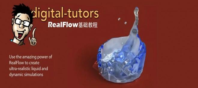 RealFlow基础教程