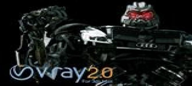 3dsMax VRay变形金刚影视效果制作技法