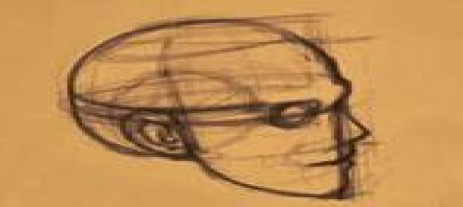 手绘 人物比例绘画教程(PencilKings出品)