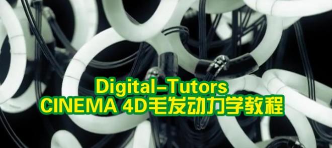 CINEMA 4D毛发动力学教程
