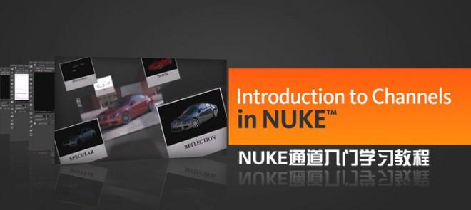 NUKE通道入门教程(Digital Tutors出品)