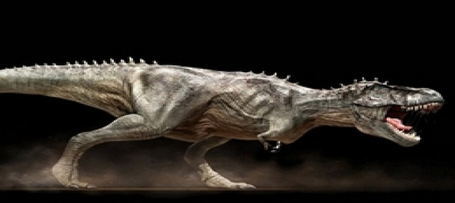 MAYA-恐龙模型制作01
