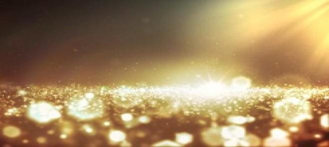 AE制作金色粒子光效片头