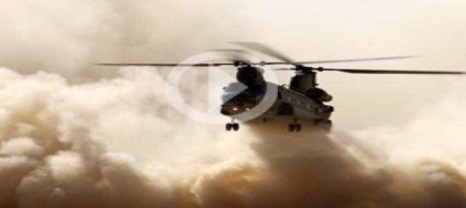 3ds Max制作直升机起飞烟雾特效