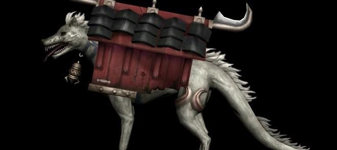 Zbrush 4怪物犬的制作