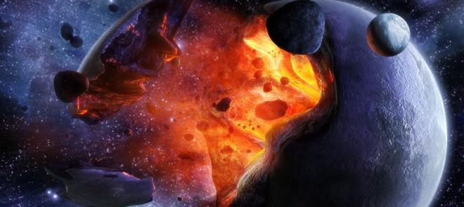 AE特效教程-《遇难大逃亡》太阳侵蚀地球