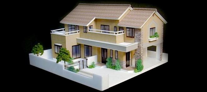 水晶石技法-3ds Max建筑模型制作1