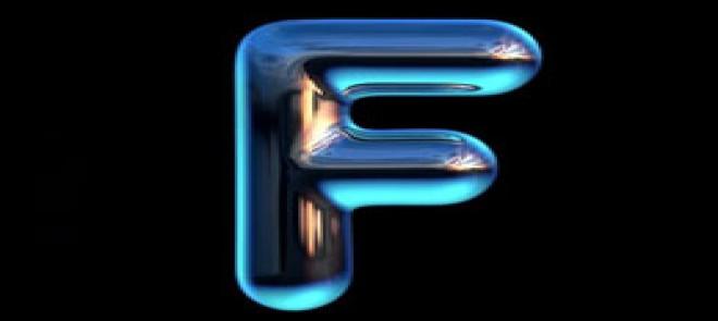 fox-studio 字母总动员-F