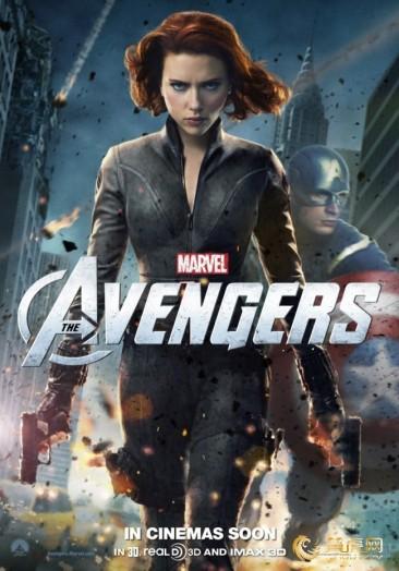 2012年国外上映电影海报