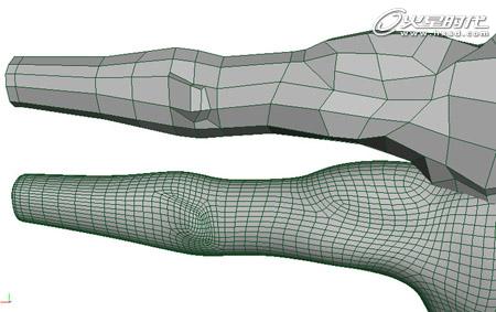 如何用maya制作手臂_maya制作女性手臂全过程