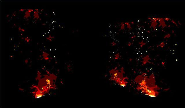 爆炸火焰flash效果_flash动画素材下载