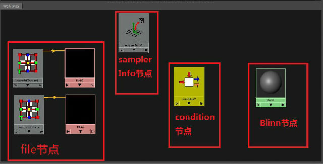 maya教程制作扑克牌双面材质步骤02-2