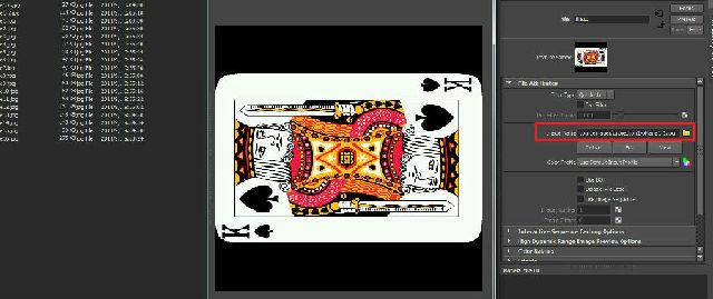 maya教程制作扑克牌双面材质步骤06