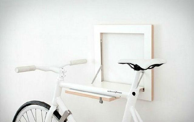 【室内室外设计】自行车哪里去了