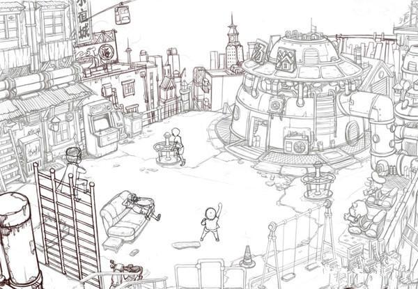 影视动画:场景建筑制作教程
