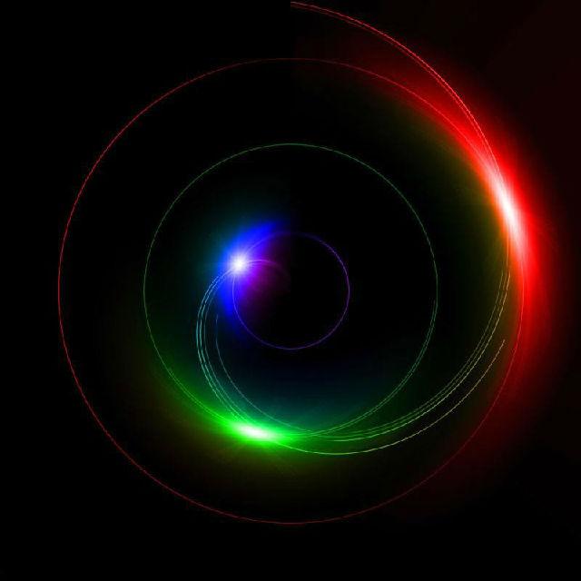 ps素材图片光圈