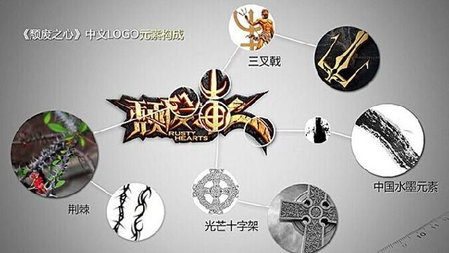 设计一个杰出的游戏logo-确定设计方向设计元素