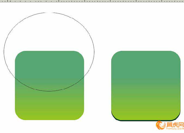 制作微信图标步骤如下