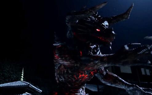 为什么它长得这么像迪迦奥特曼里的怪兽?