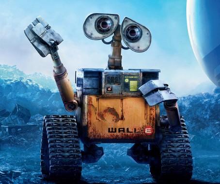 《机器人总动员》——瓦力        作为地球上的最后一个机器人