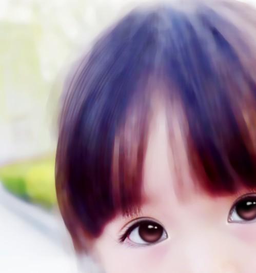 【ps手绘教程_photoshopps制作一个小萝莉萌妹纸照片