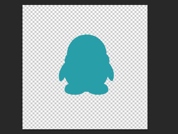 qq白企鹅头像图片