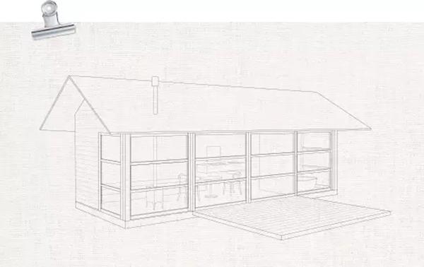 只为设计乡村小屋