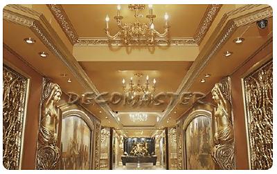 精品室内设计资源欧式建筑装饰元素3d模型包