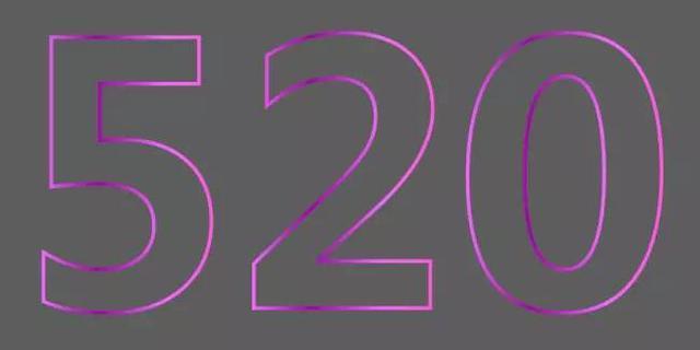 使用ai结合ps快速打造520钻石文字