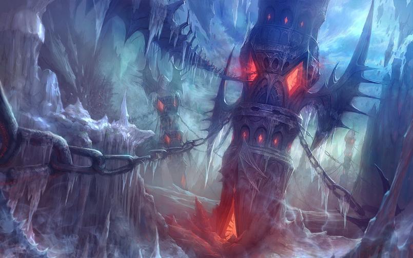 韩国网游《永恒之塔》全套美术资源