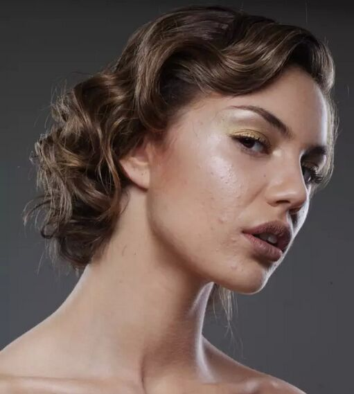 ps简单6步给人物磨皮祛斑的实用技巧 ps保留毛孔的磨皮