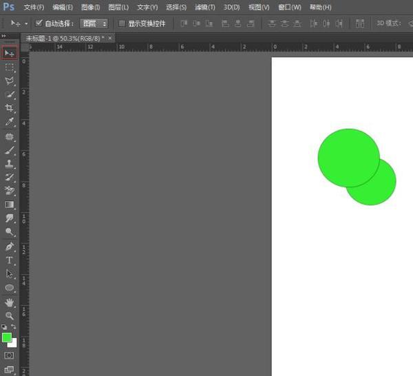 椭圆可爱黑白边框