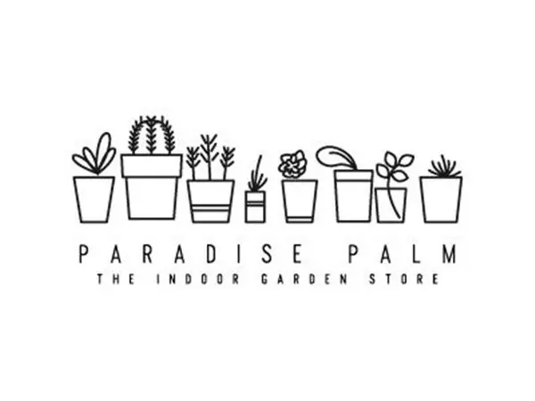 40例植物元素的清新logo设计图片