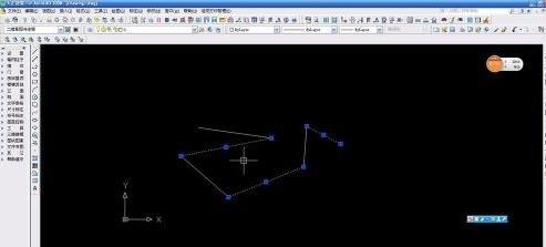 怎么用cad将线段改为多段线并合并