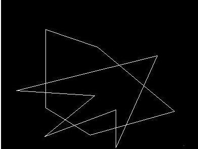 autoCAD中怎么把多个图形合并成一个的方法