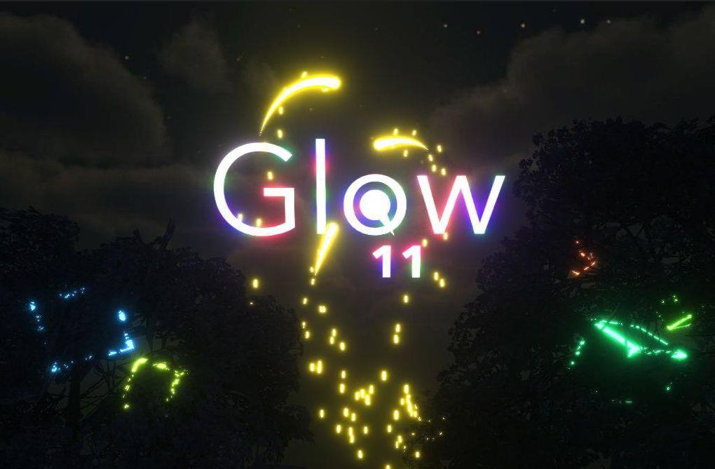 glow11 UNITY3D 自发光光晕插件