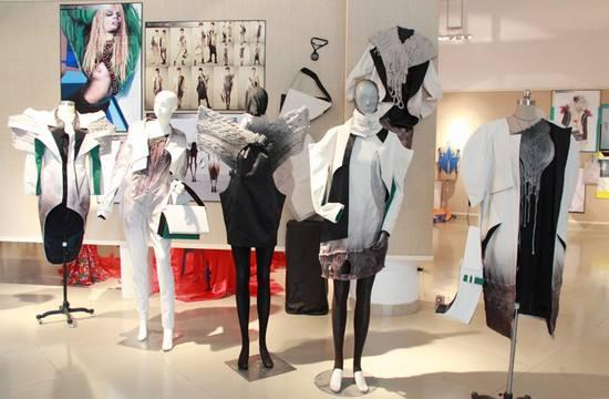 服装设计工程
