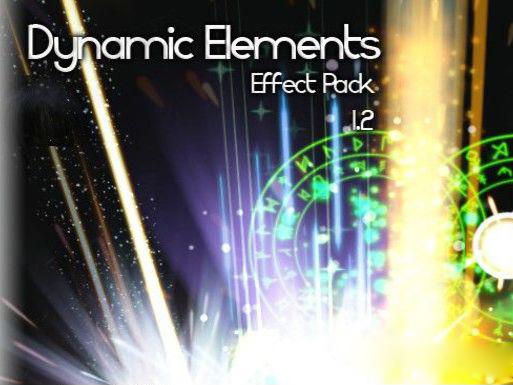 unity3d粒子特效元件包
