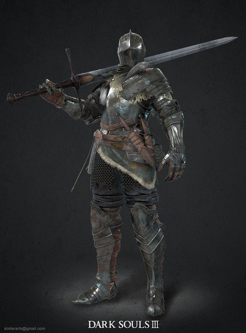 黑暗灵魂流浪骑士