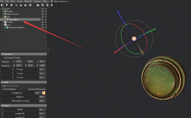 八猴渲染器教程:八猴渲染器使用教程