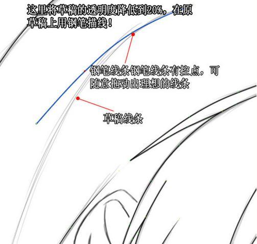 零基础如何学习数位板:SAI数位板入门绘画教程