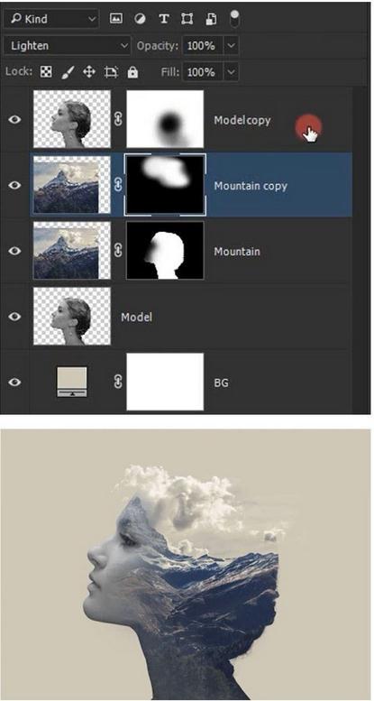 Photoshop高手的作品是什么样的?