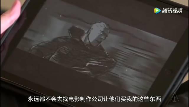 《战狼2》背后的分镜师 张一鸣专访