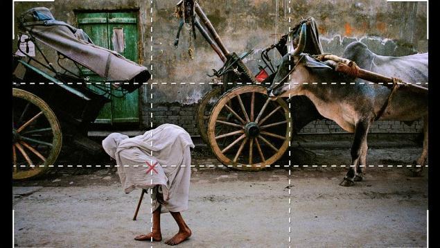 强大的摄影作品应该如何正确欣赏构图?