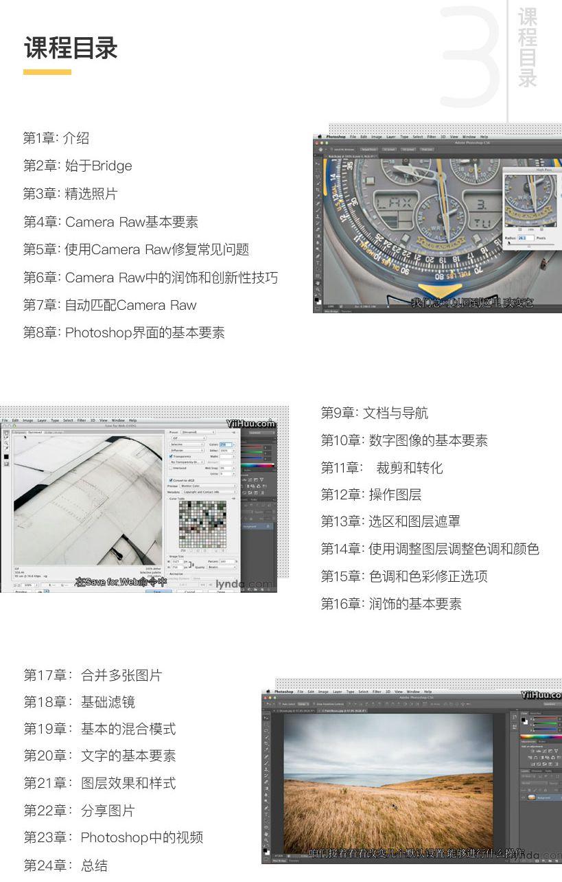 Photoshop CS6零基础入门到精通案例教程