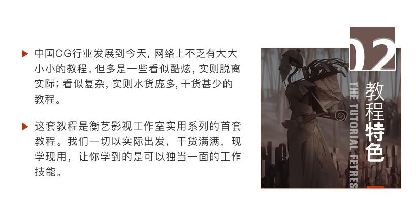 C4D+AE中国风折纸动画案例进阶教程