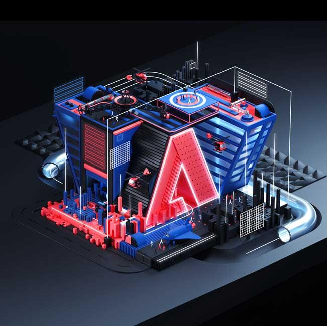 3D静物案例