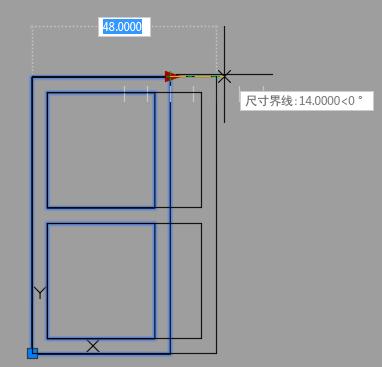 测试CAD块